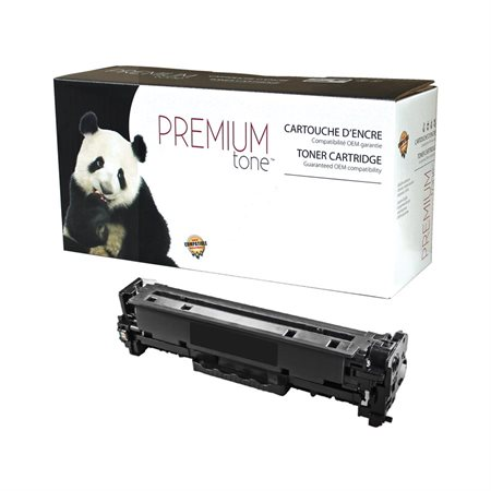 Cartouche de toner compatible (Alternative à HP 128A) noir