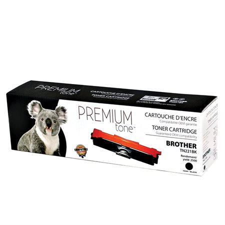 Brother TN221 Compatible Toner Cartridge