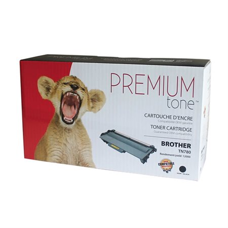 Cartouche de toner compatible Brother TN780