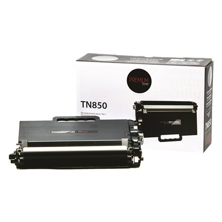 Cartouche de toner à haut rendement compatible Brother TN850