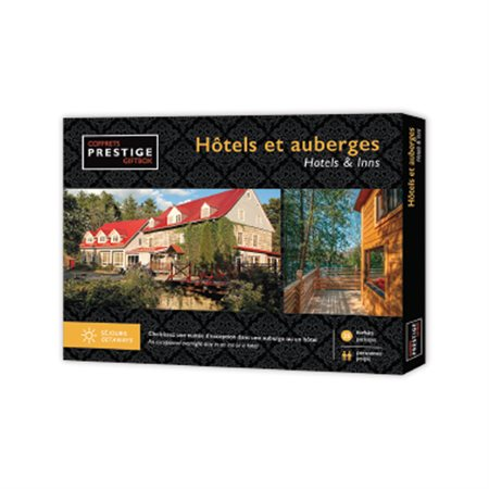 Hotels & Inns Prestige Giftbox