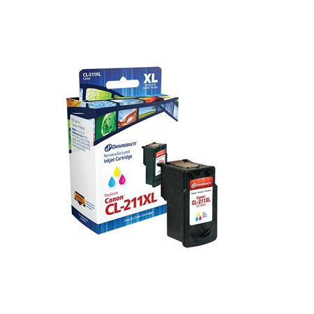Canon CL-211XL Remanufactured Inkjet Cartridge