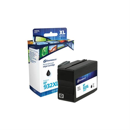 Remanufactured Inkjet Cartridge (Alternative to HP 932XL)