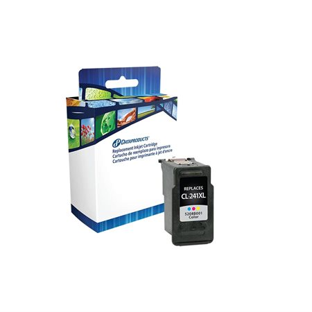 Canon CL-241XL Remanufactured Inkjet Cartridge