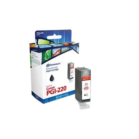 Canon PGI-220 Remanufactured Inkjet Cartridge
