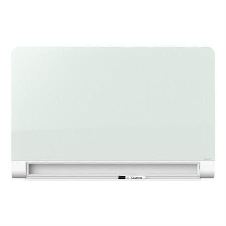 Tableau effaçable à sec en verre magnétique Horizon™ 50 x 28 po