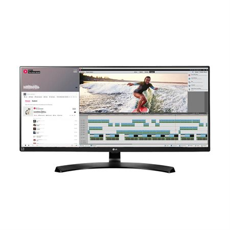 Moniteur UltraWide® LED 34UM88-P