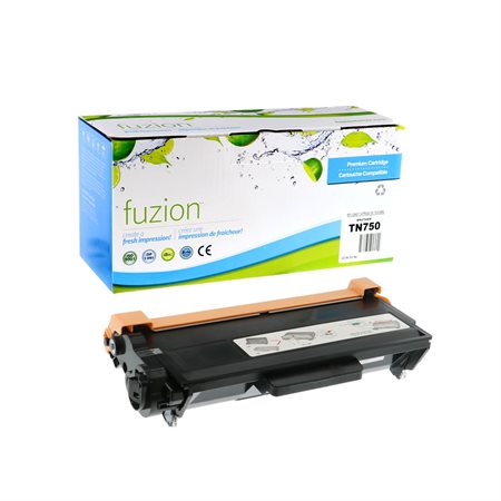 Cartouche de toner compatible Brother TN750