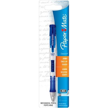 Portemine Clearpoint® À l'Unité Sur Carte - 0,5 mm bleu