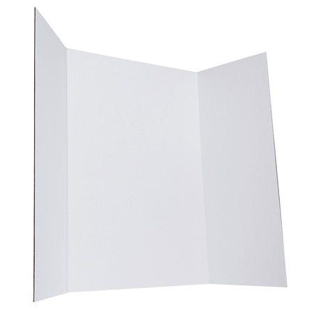 Tableau d'affichage 36 x 48 po. blanc