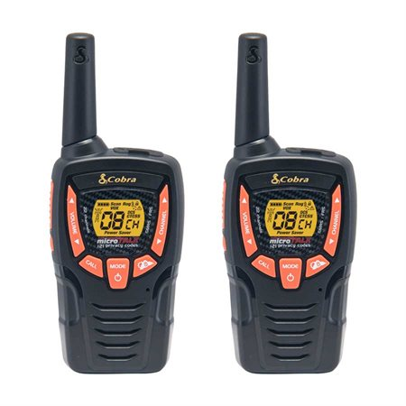 ACXT345C Microtalk Two-Way Radio