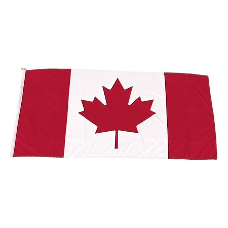 "Drapeau du Canada 27 x 54"""