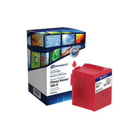 Pitney Bowes 765-9 Remanufactured Postage Meter Ink Cartridge