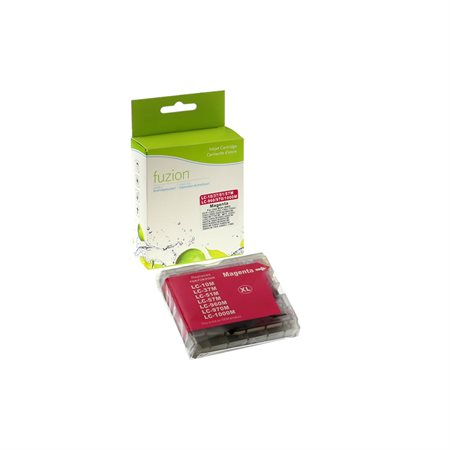 Cartouche jet d'encre compatible Brother LC51 magenta
