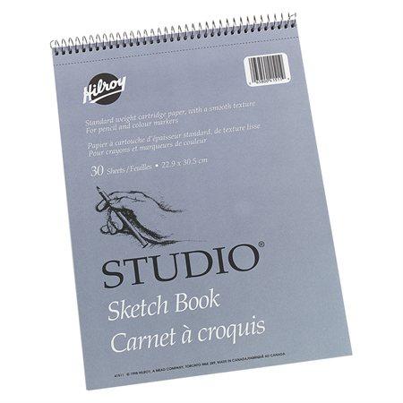 Carnet à croquis Studio®