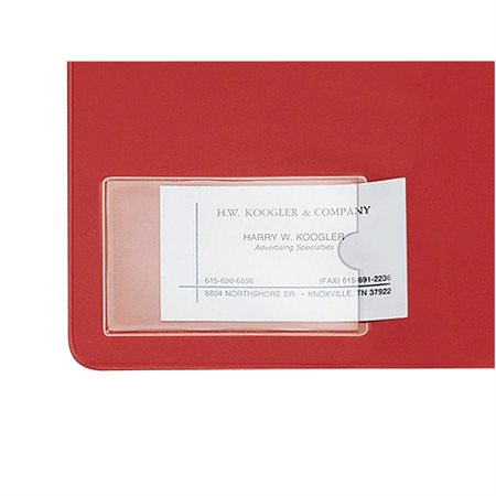 Pochette pour carte de visite professionnelle HOLD IT®