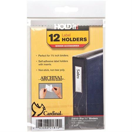 Porte-étiquette HOLD-IT®