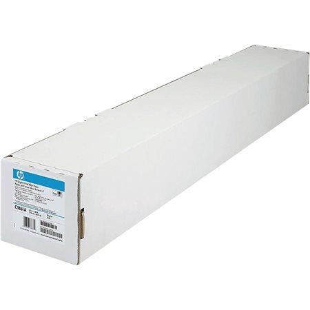 """Papier grand format 24 lb 36"""" x 150'"""