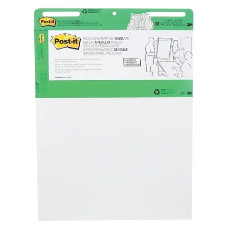 Bloc de conférence Post-it® Super Collant recyclé