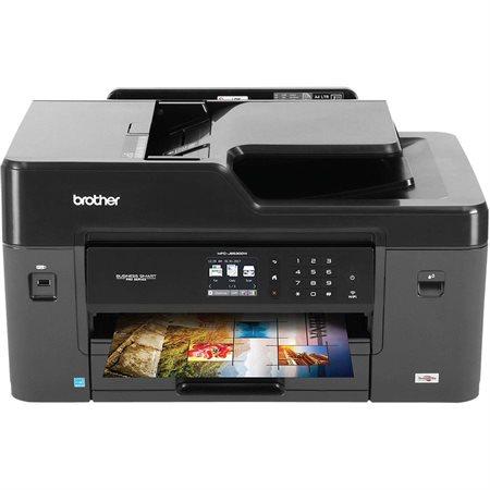 Imprimante multifonction jet d'encre couleur sans fil MFC-J6530DW