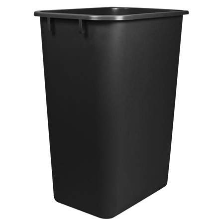 Plastic Rectangular Wastebasket