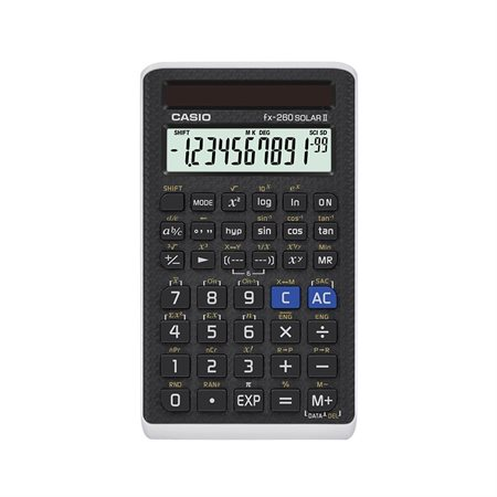 Calculatrice scientifique FX-260Solar II