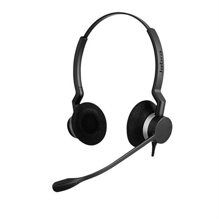 BIZ 2300 USB MS Duo Phone Headset