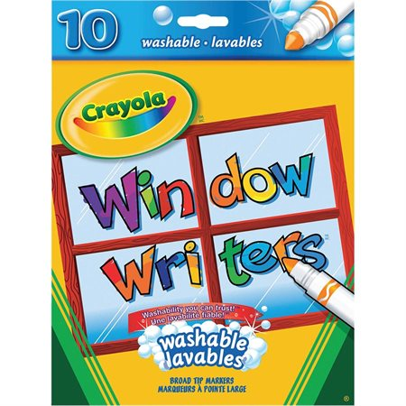 Window Writers Markers