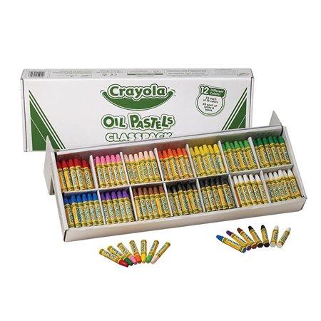 Pastels à l'huile Classpack®