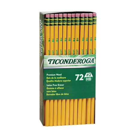 Ticonderoga® Premium Pencils