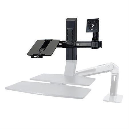 Kit de conversion WorkFit d'écrans doubles à écran LCD et ordinateur portable