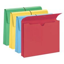 Chemise expansible de couleur