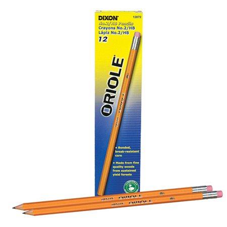 Crayons à mine Oriole HB