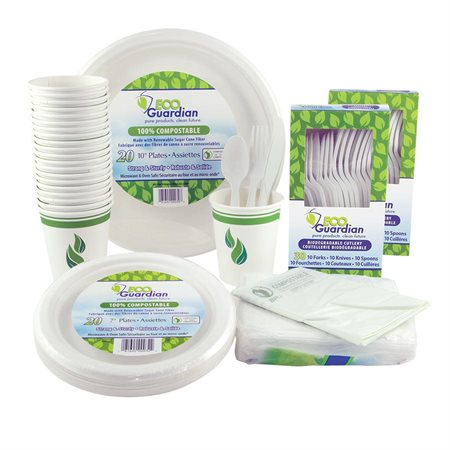 ECO Guardian Compostable Tableware