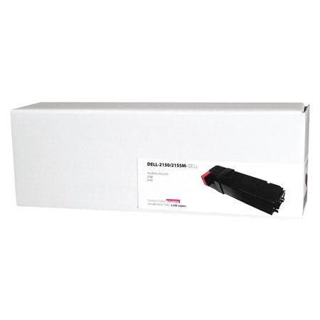 Cartouche de toner compatible Dell 331-0717 magenta
