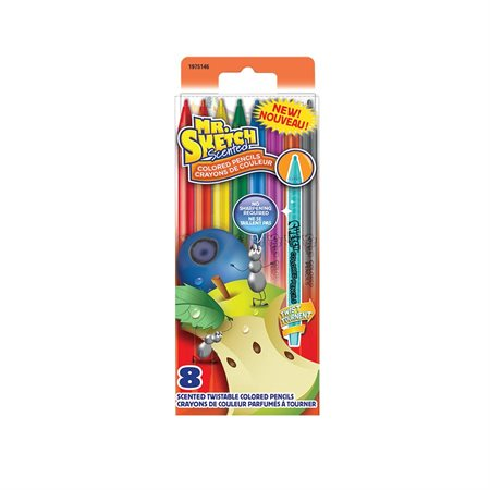 Crayons de couleur Mr. Sketch Scented™