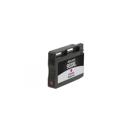 Remanufactured Inkjet Cartridge (Alternative to HP 933XL)