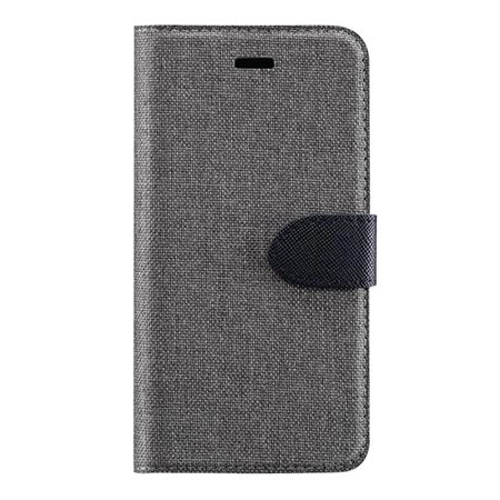 Blu Element 2-in-1 Folio Case for iPhone iPhone  6 / 6S / 7 / 8 grey / blue
