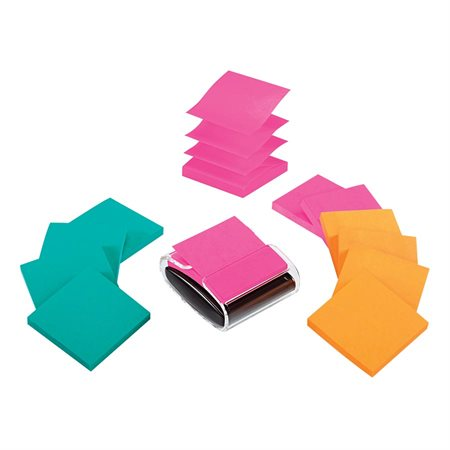 Post-it® Super Sticky Pop-up Notes with Free Dispenser