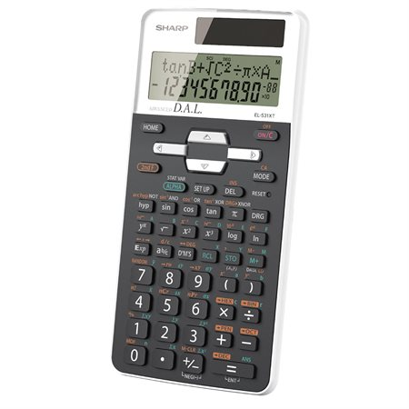 Calculatrice scientifique EL531XTBWH