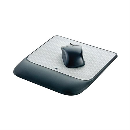 Precise™ Mouse Pad with Gel Wrist Rest