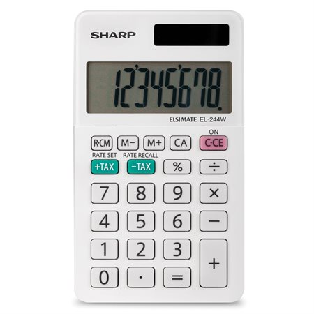 EL-244W Pocket Calculator