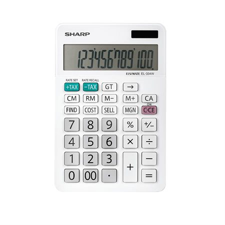 EL-334 Desktop Calculator