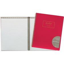 Cahier de notes ligné Workstyle