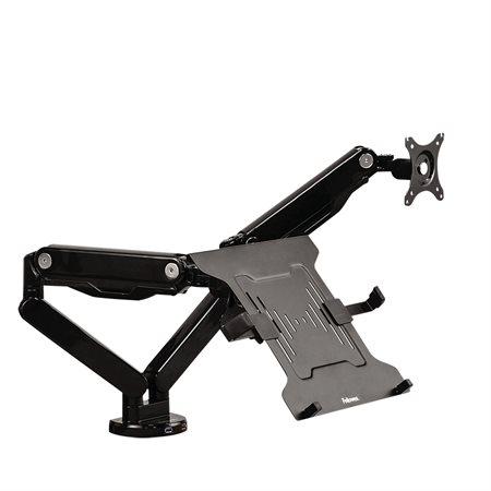 Adaptateur d'ordinateur portable pour bras de moniteur