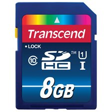 Premium Secure Digital Memory Card