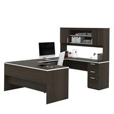 Ridgeley U-Shaped Workstation