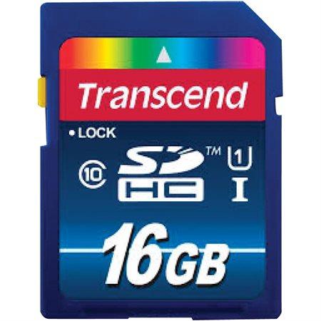 Carte mémoire Secure Digital Premium