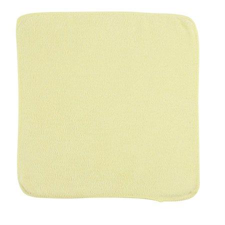 Chiffon en microfibre jaune