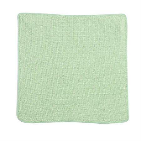 Chiffon en microfibre vert
